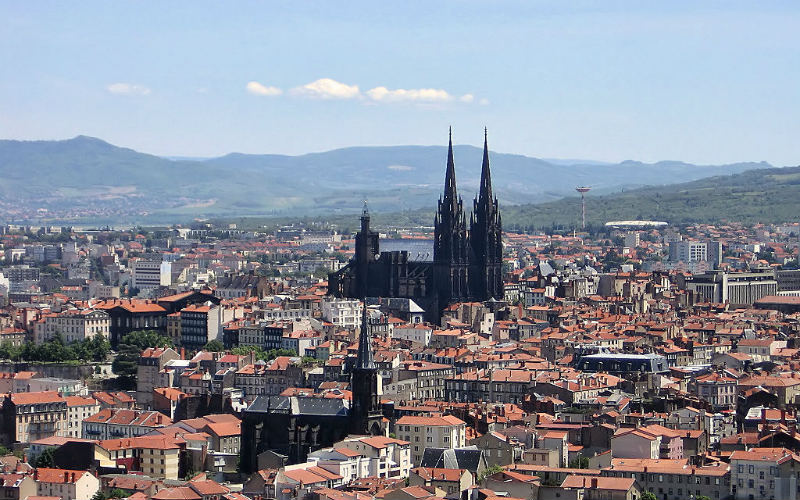 Clermont_Ferrand, France