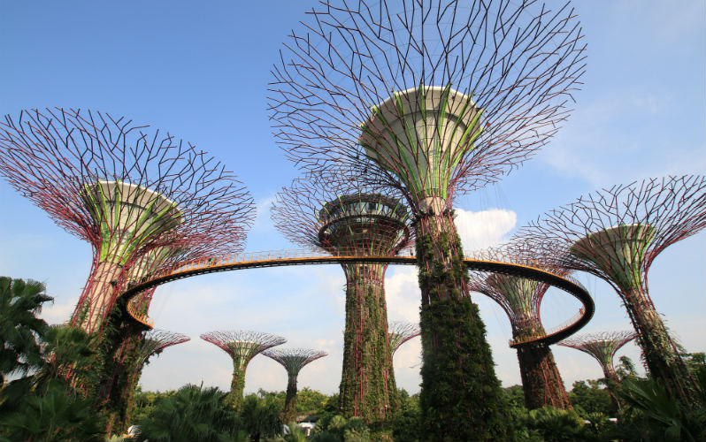 Gardens by the Bay, Singapore, Singapore
