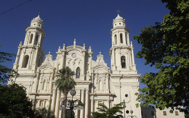 Hermosillo Cathedral, Hermosillo, Mexico