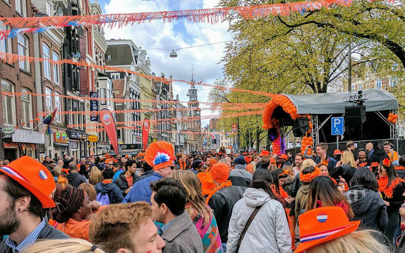 Koningsdag, Netherlands