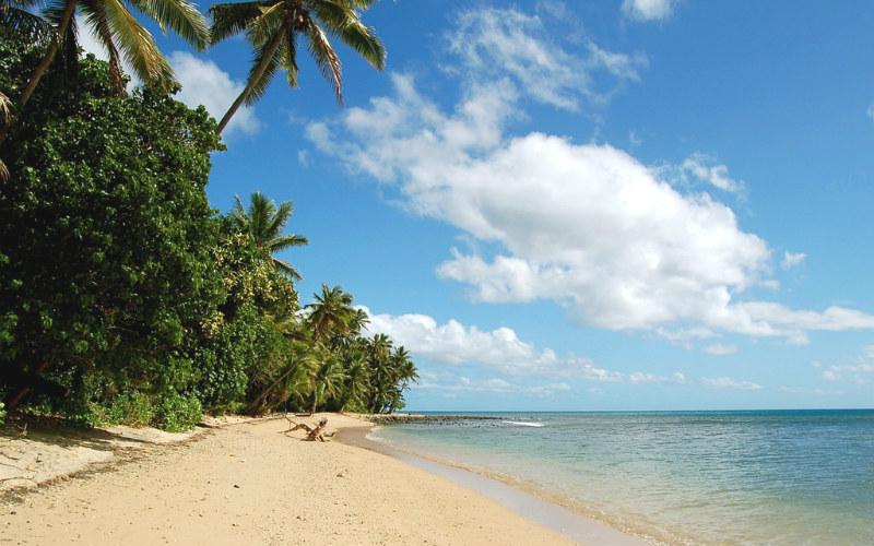 Long Beach, Kadavu, Fiji