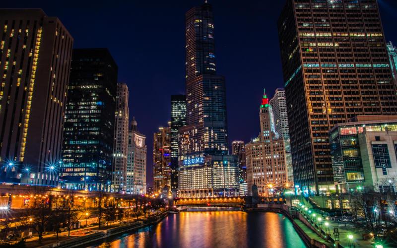 Chicago Riverwalk, Chicago