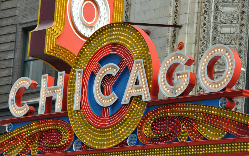 The Chicago Theatre, Chicago