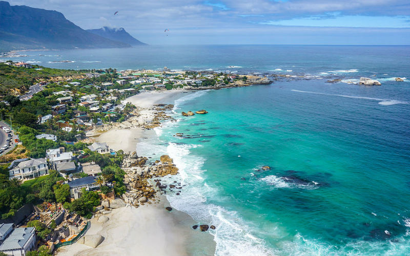 Clifton Beaches, Cape Town, South Africa