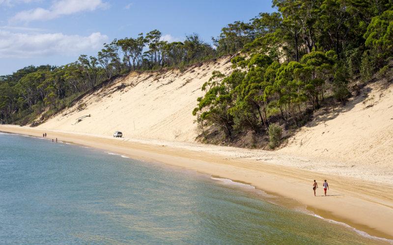 Moreton Island, Queensland