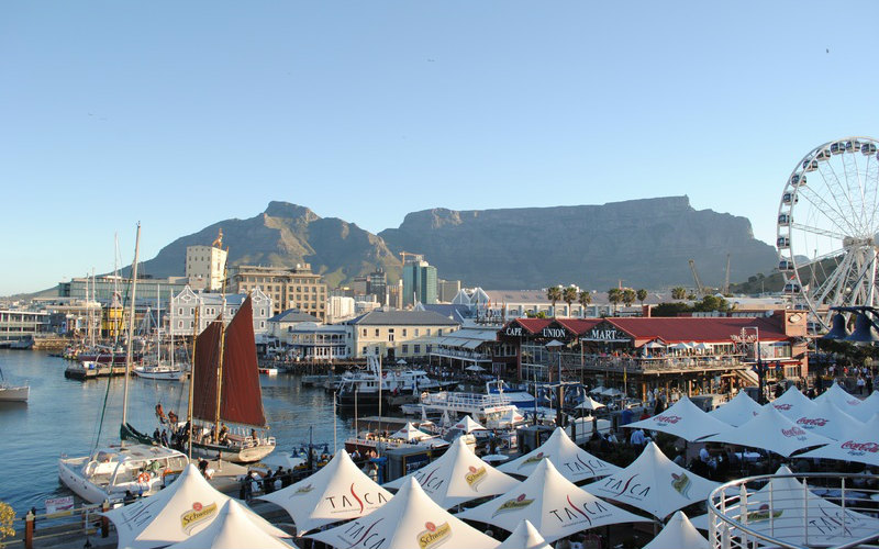 The Victoria and Alfred Waterfront, Cape Town, South Africa