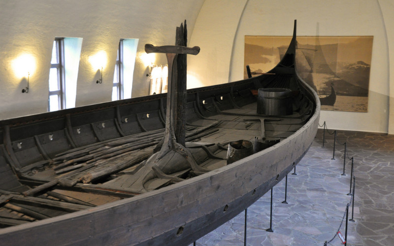 The Viking Ship Museum, Oslo, Norway