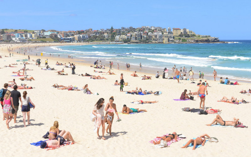 Bondi Beach, New South Wales, Australia
