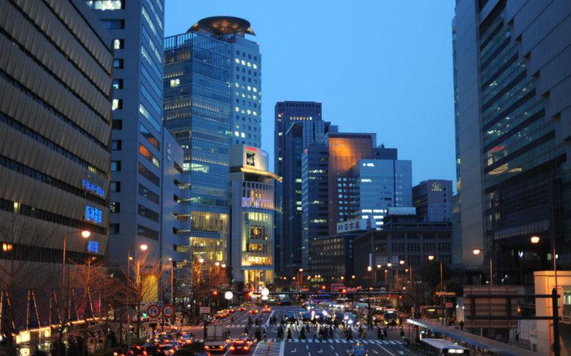 Kita, Osaka, Japan