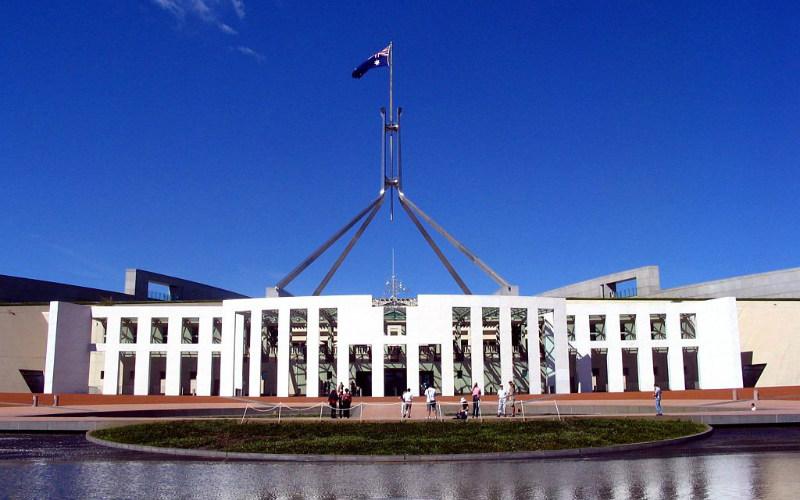 Parliament House, Australian Capital Territory, Australia
