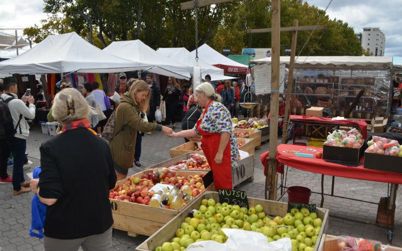 Salamanca Market, Tasmania, Australia