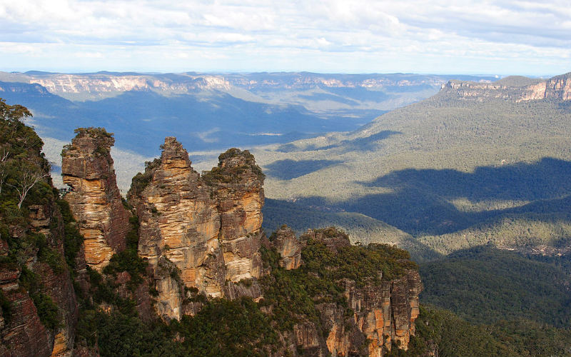 Three Sisters, New South Wales, Australia