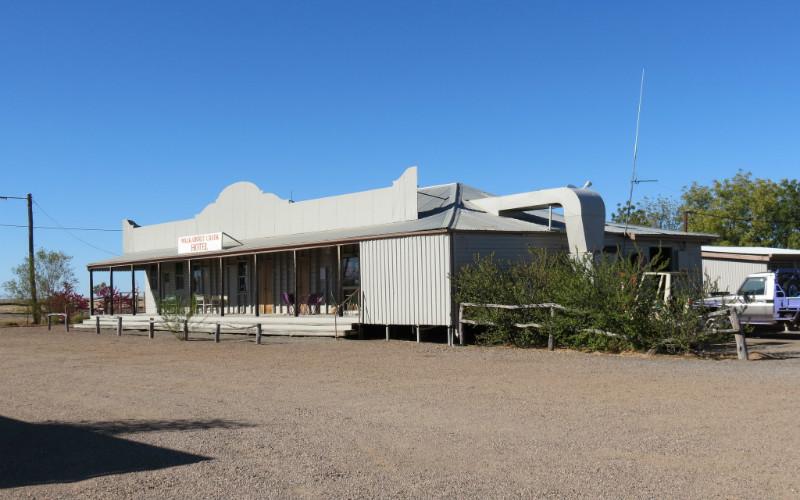 Walkabout Creek Hotel, McKinlay, Australia