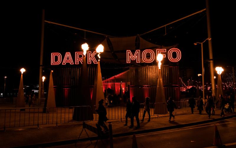 Dark MOFO, Tasmania, Australia