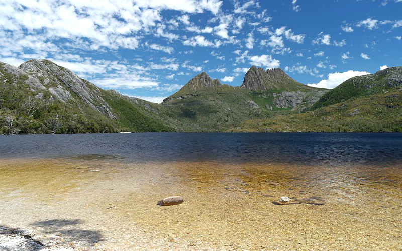 Dove Lake Circuit, Tasmania, Australia