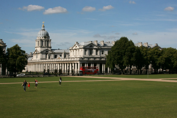 Greenwich Park, London, England