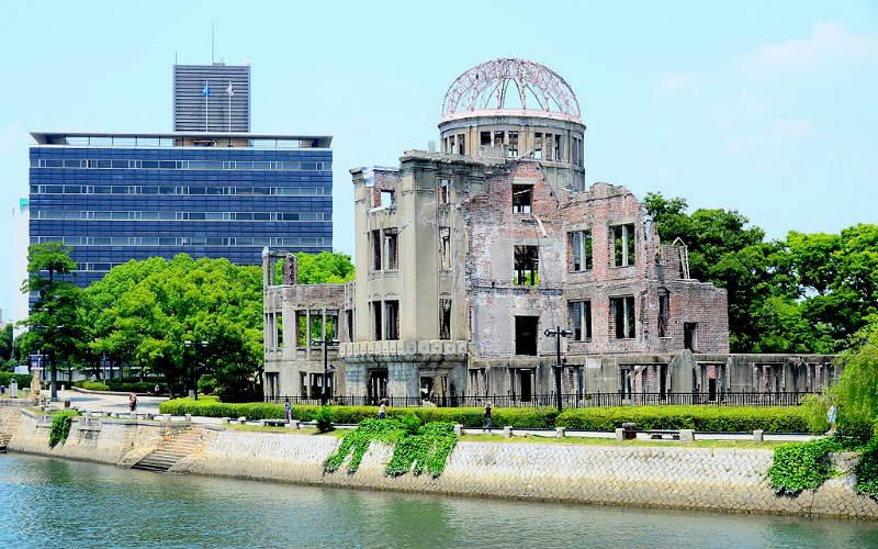 Hiroshima Dome, Hiroshima, Japan