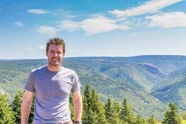 Mike Cape Breton Canada Travel and Destinations