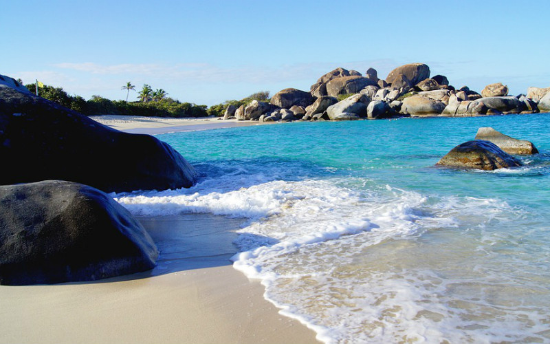 Devils Bay, Virgin Gorda, British Virgin Islands