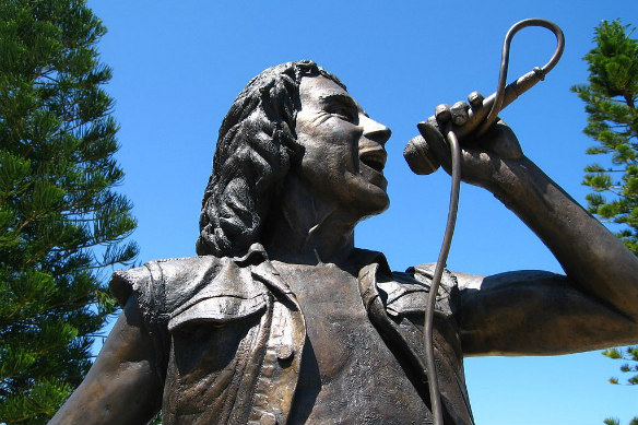 Bon Scott, Fremantle, Australia