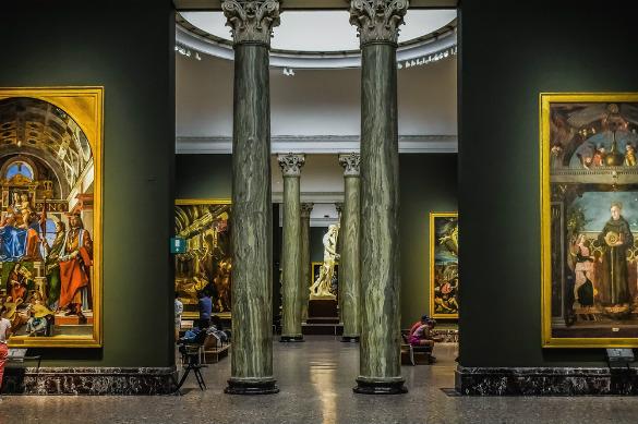 Brera Art Gallery, Milan, Italy