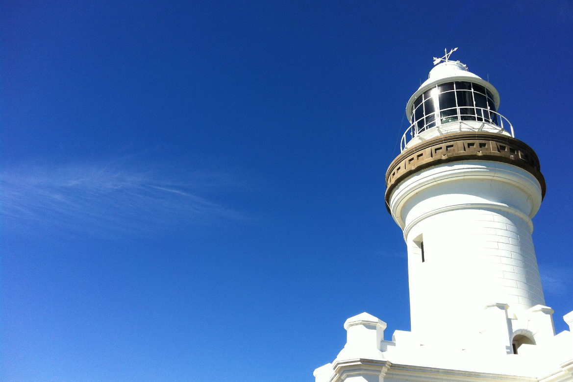 Byron Bay Lighthouse, Byron Bay, Australia