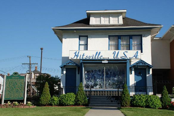 Hitsville USA, Detroit, USA