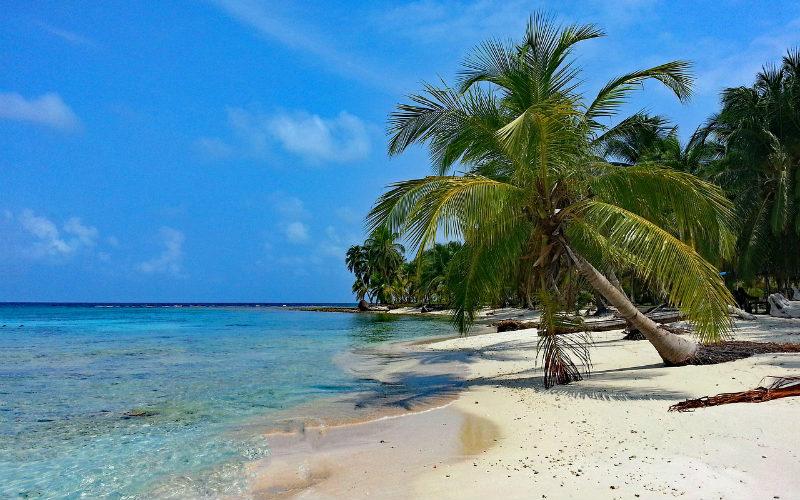 Isla DIablo, San Blas, Panama