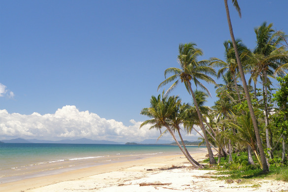 Mission Beach, Queensland, Australia