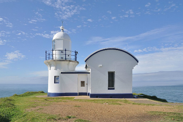 Tacking Point Lighthouse, Port Macquarie, Australia