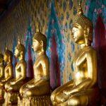 Thailand Buddha temple