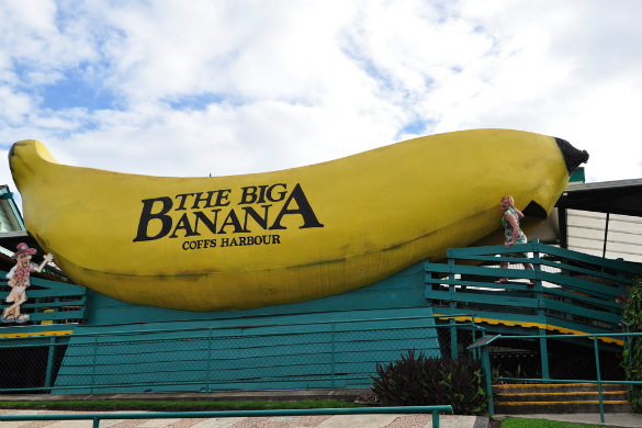 The Big Banana, Coffs Harbour, Australia