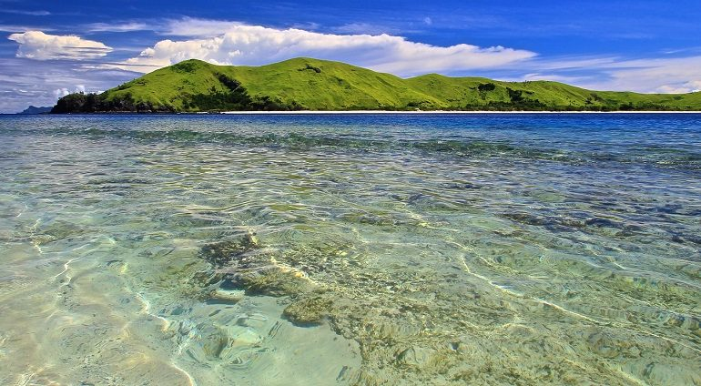Fiji Islands Tokoriki Island