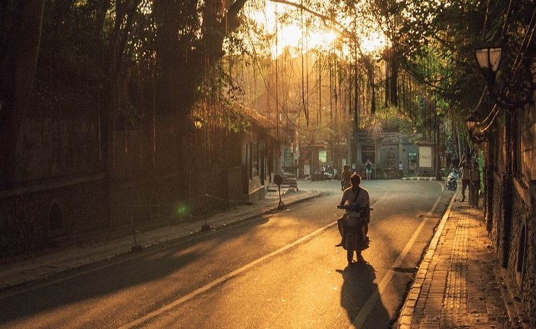Ubud in Bali for Yoga and Health Retreats