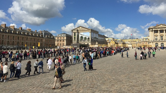 Versailles Palace Paris Queue Skip The Line