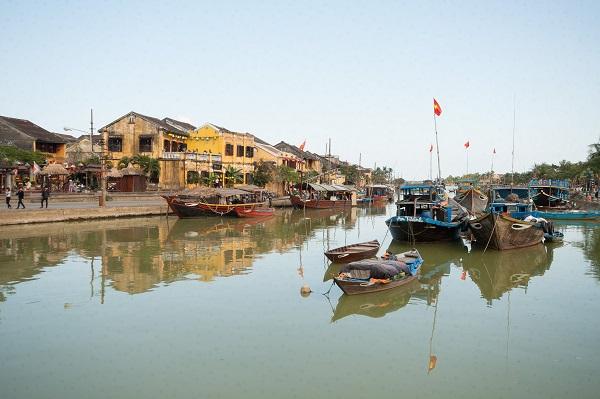 Hoi-An-Vietnam-River