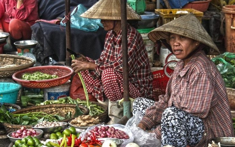 Hue-Market-Vietnam