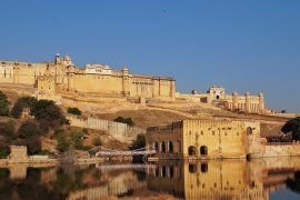 Amer-Fort-Jaipur-Palaces-India