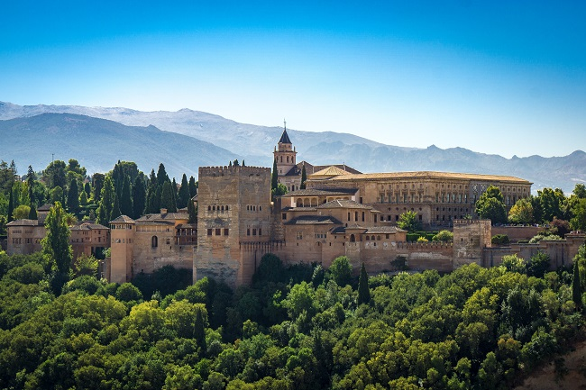 Granada-Spain-European-Holiday-Destinations