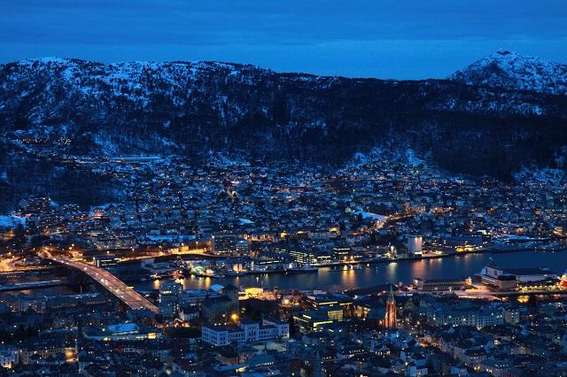 Bergen-Norway-Scandinavia-Cities-To-Visit