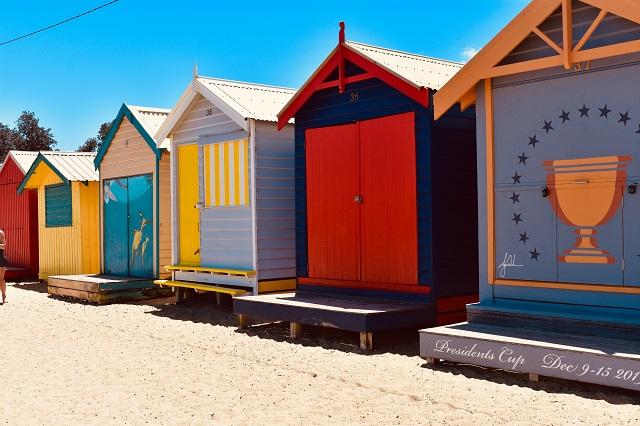 Beach-Boxes-Brighton-Beach-Free-Things-To-Do-Melbourne
