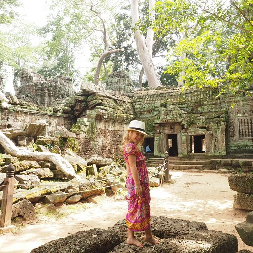Mumpack Travel Webjet Exclusives Angkor Wat Cambodia