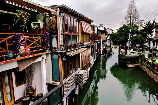 Suzhou Canal Webjet Exclusives China Tours