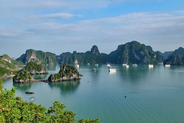 Halong Bay Webjet Exclusives Vietnam Tours