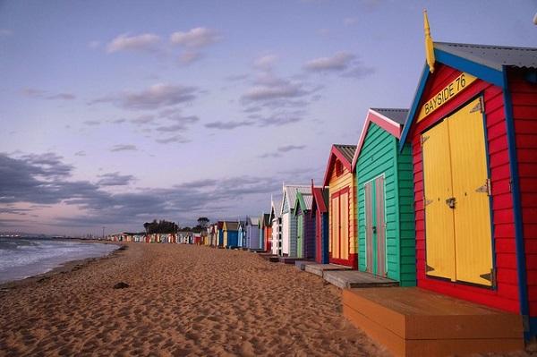 Bathing-Boxes-Brighton-Beach-Melbourne-Victoria