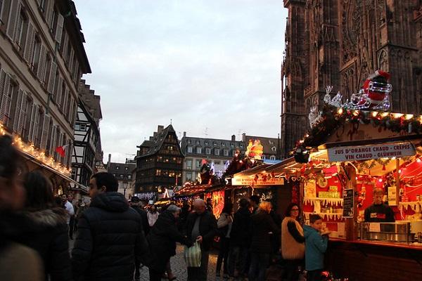 Strasbourg-Christmas-Markets-France