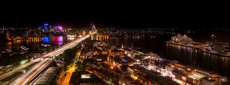 Free-Things-Sydney-Night-View