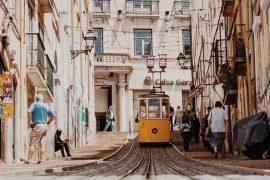 Bica-Hill-Tram-Lisbon