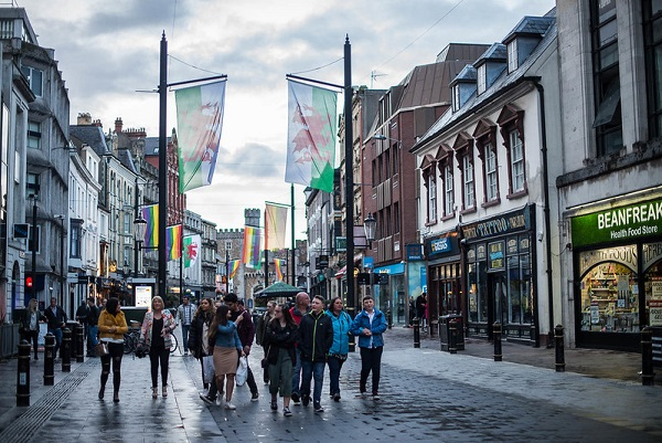 Cardiff-Street-Holiday-Destination-2020