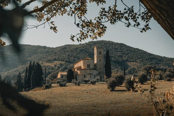 Montalcino-Tuscany-Towns